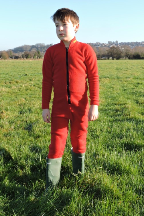 Warmbac Lightweight Caving Undersuit